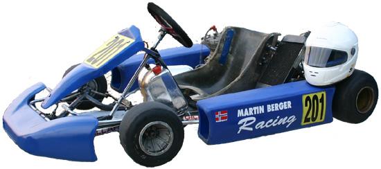 Martin Berger Racing